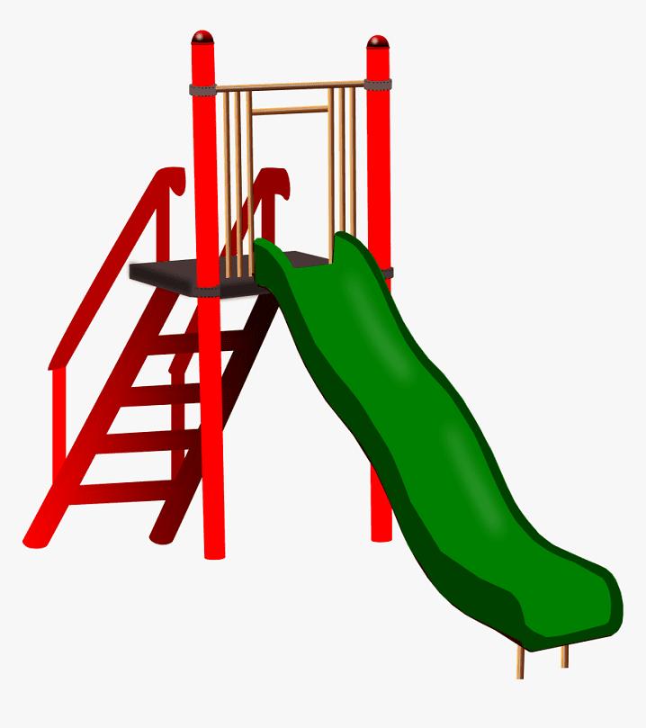 Playground Slide clipart 12