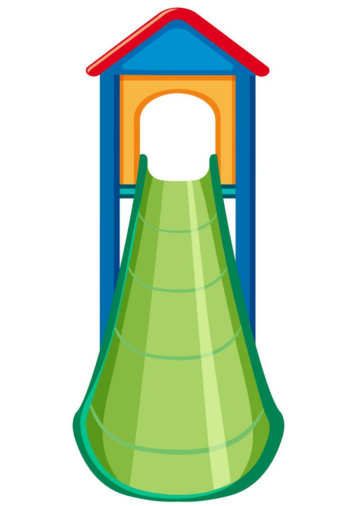 Playground Slide clipart 5