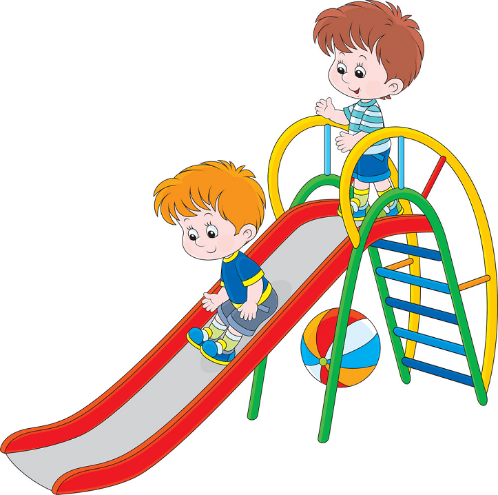 Playground Slide clipart png image