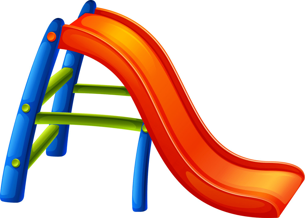 Playground Slide clipart png images