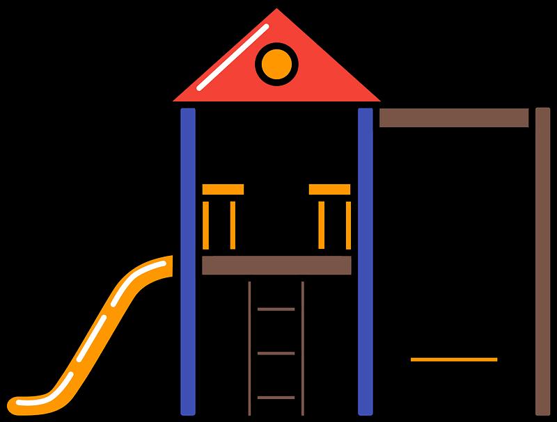 Playground clipart transparent free