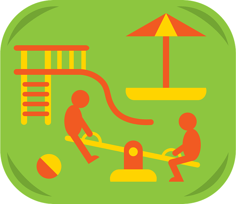 Playground clipart transparent png image