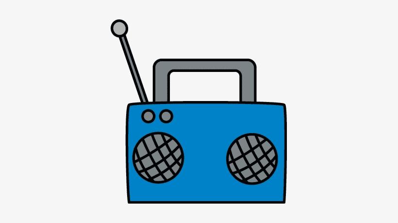 Radio clipart 1