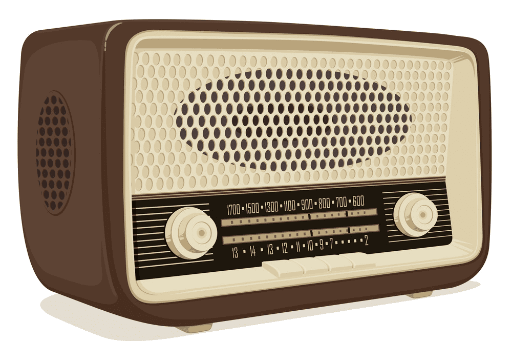 Radio clipart png images