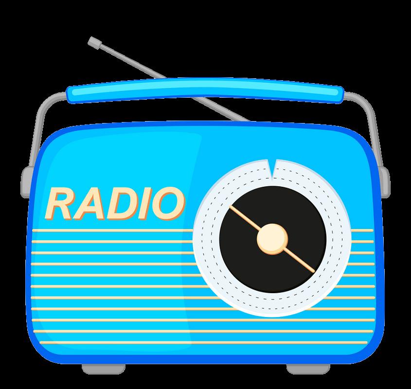 Radio clipart transparent background 5