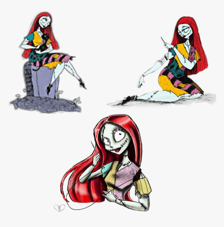 Sally Nightmare Before Christmas clipart 7