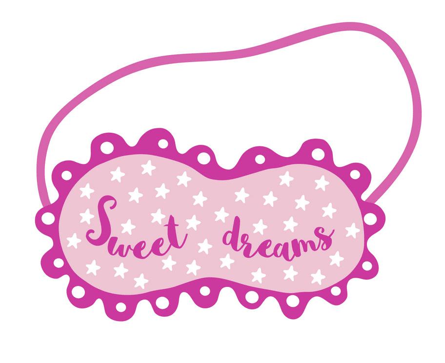Sleep Mask clipart 5