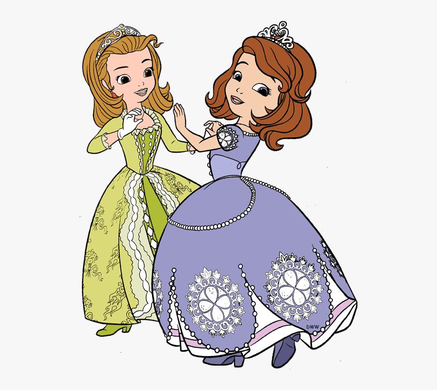 Sofia Disney Princess clipart 3