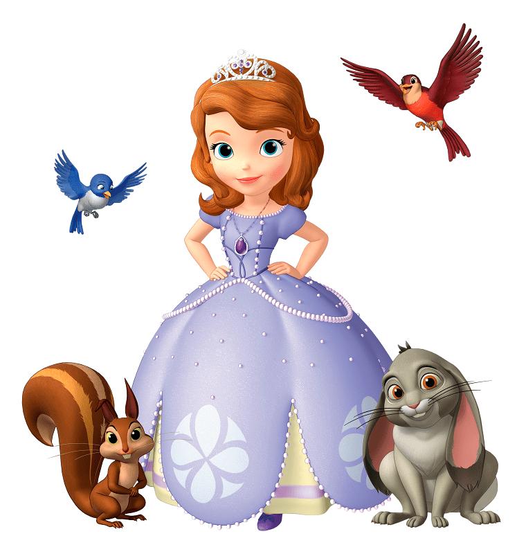 Sofia Disney Princess clipart png