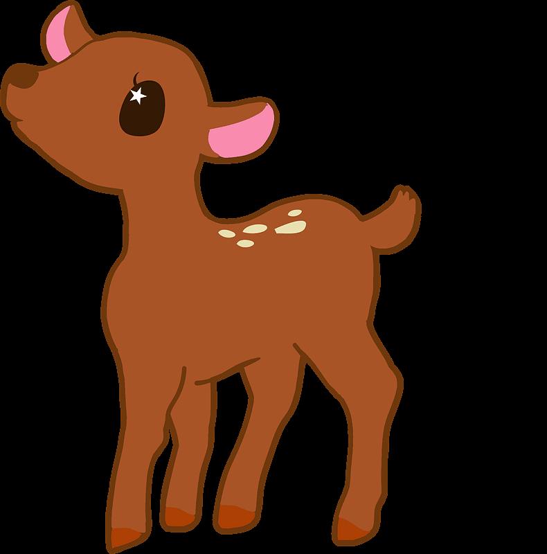 A Deer clipart transparent