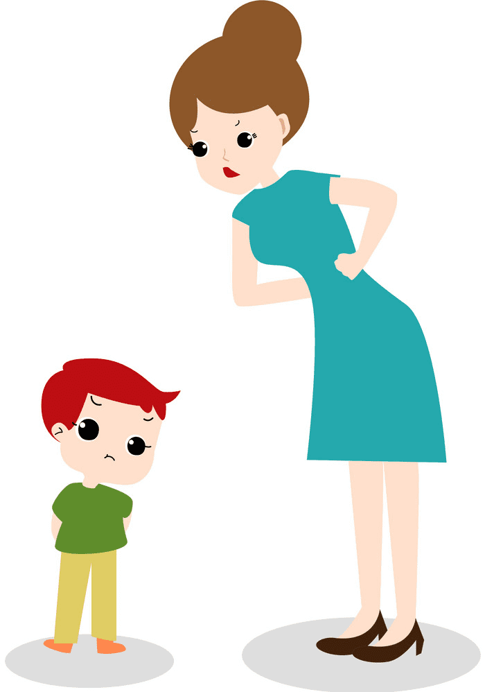 Angry Mom clipart png images