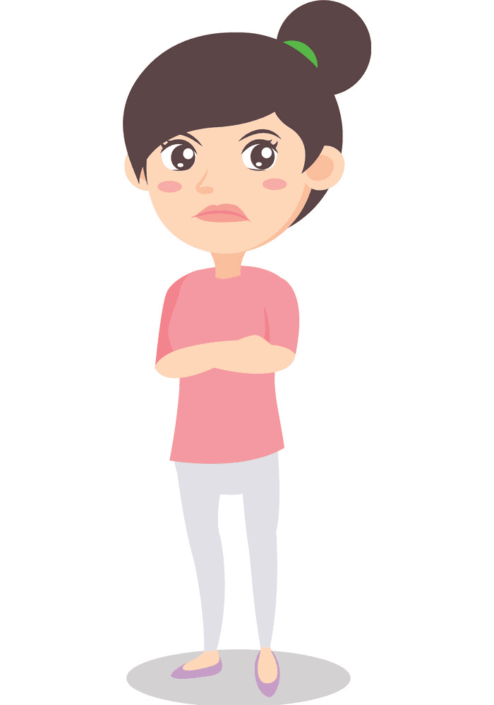 Angry Mom clipart png