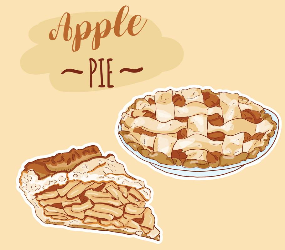 Apple Pie clipart download