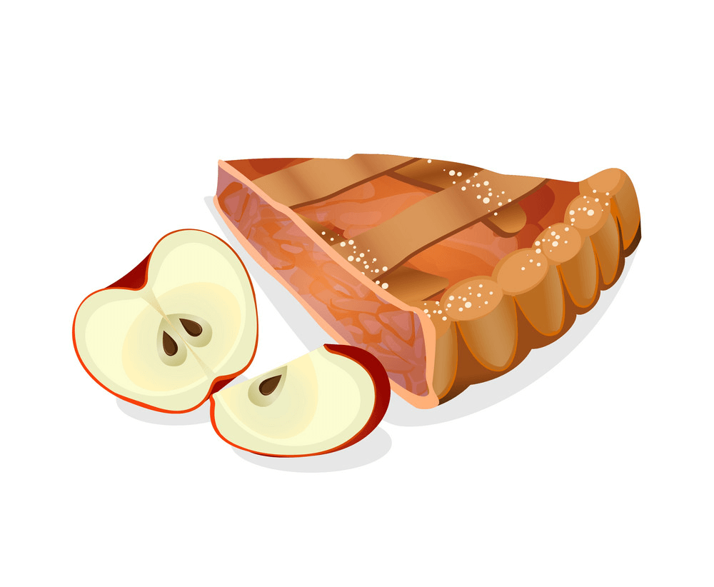 Apple Pie clipart for free