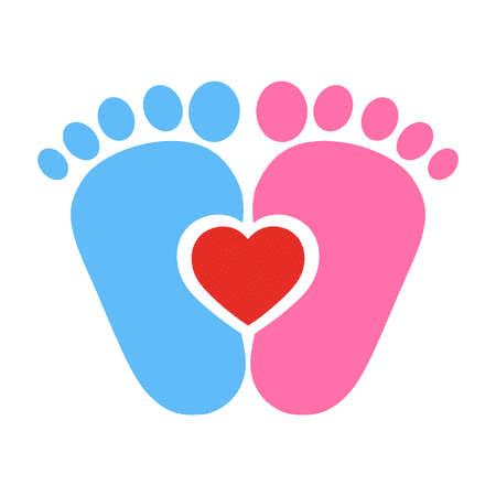 Baby Feet clipart 3