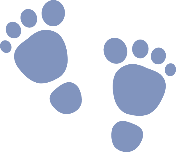 Baby Feet clipart images