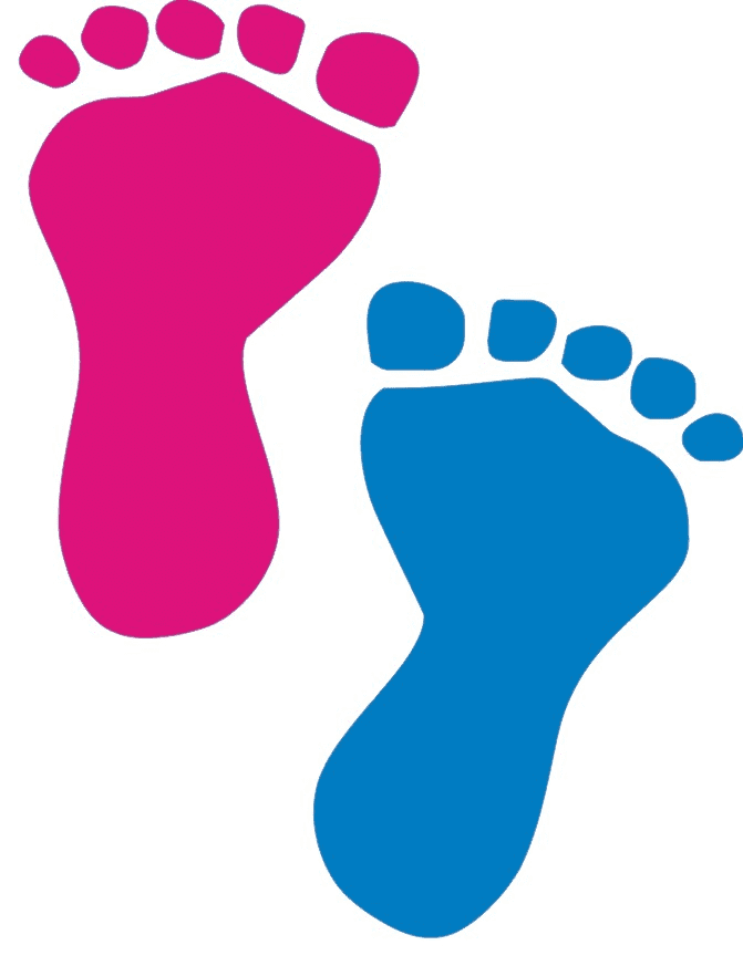 Baby Feet clipart png free