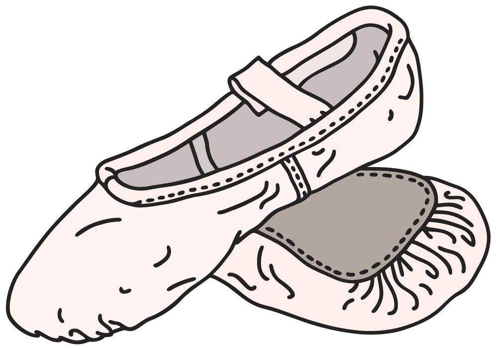 Ballet Shoes clipart png images