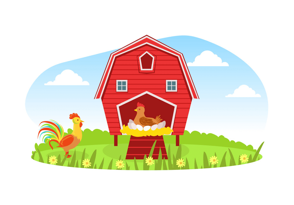Barn Animals clipart png free