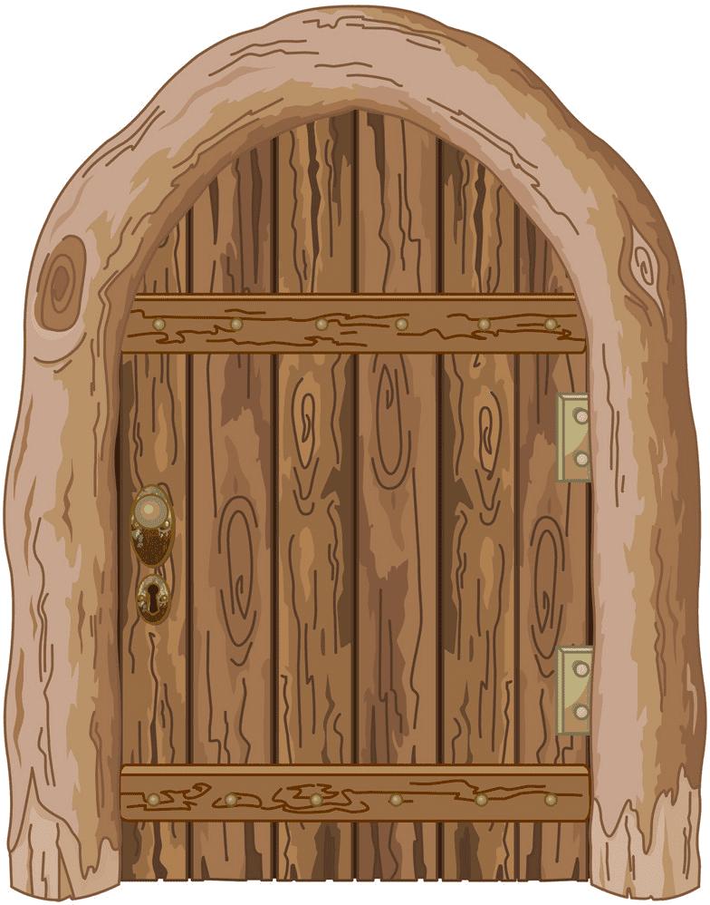Barn Door clipart free
