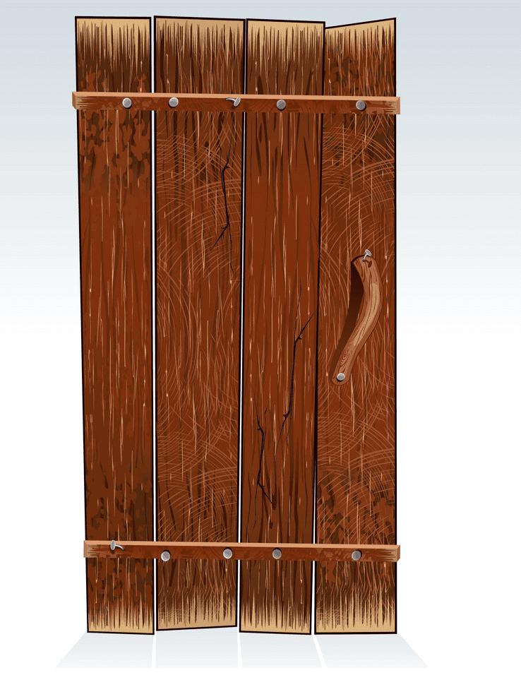Barn Door clipart png