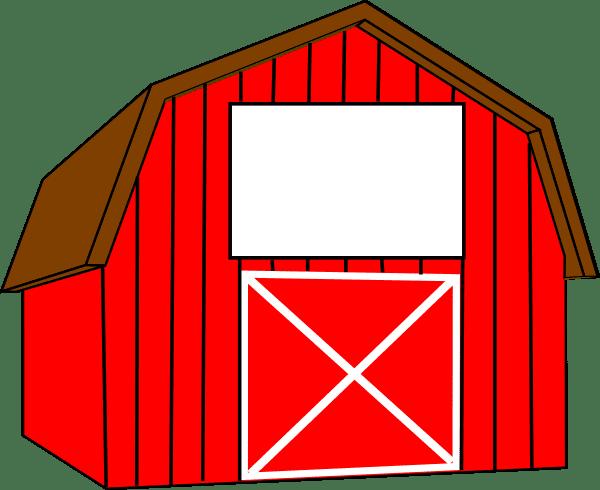 Barn clipart free 5