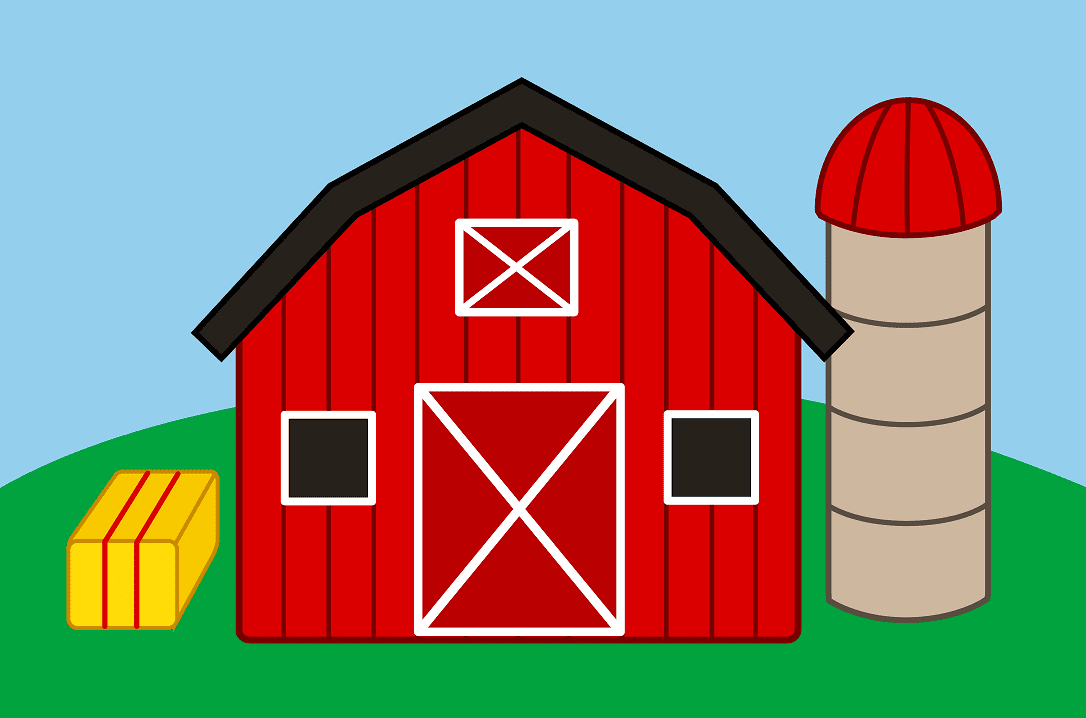 Barn clipart free 7