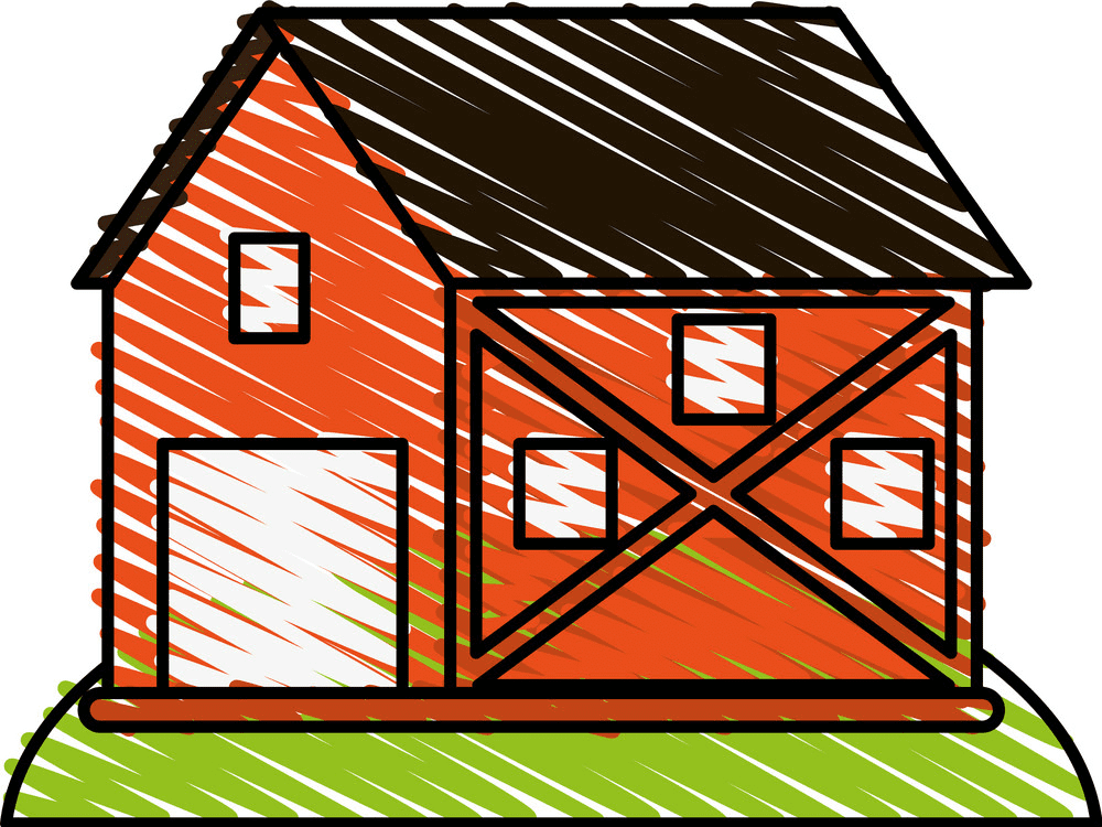Barn clipart png 10