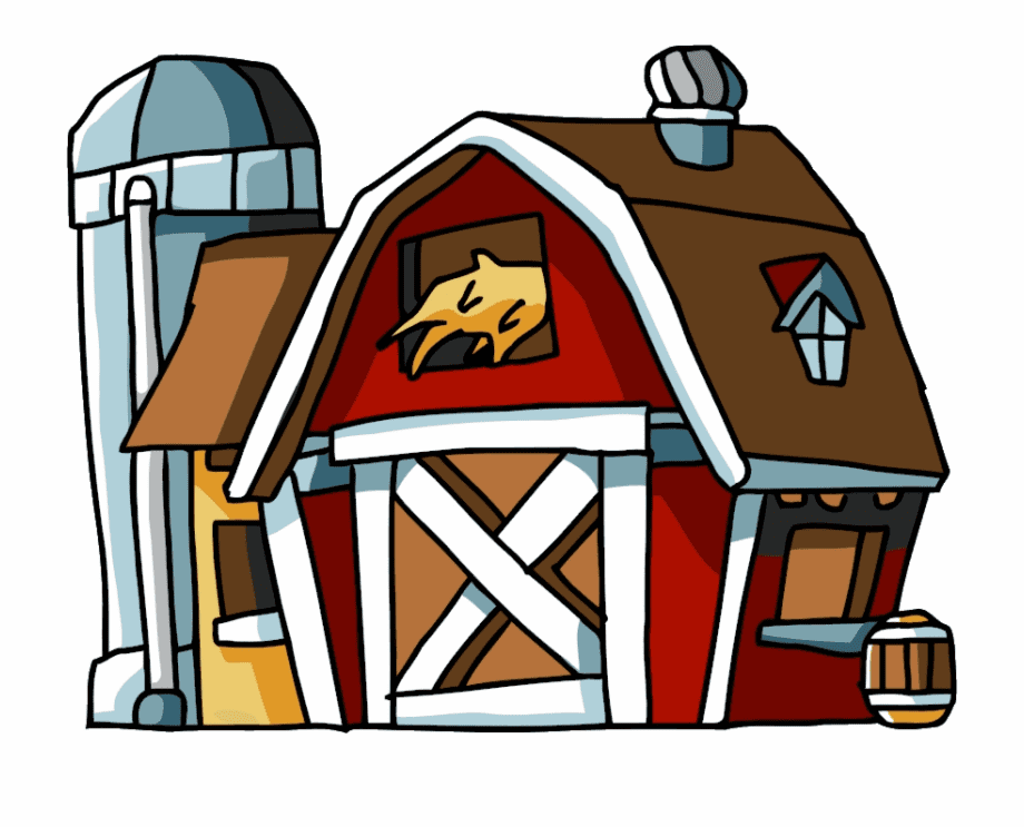 Barn clipart png 3
