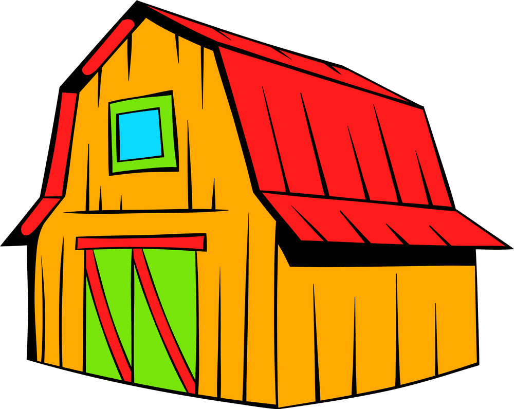 Barn clipart png 4
