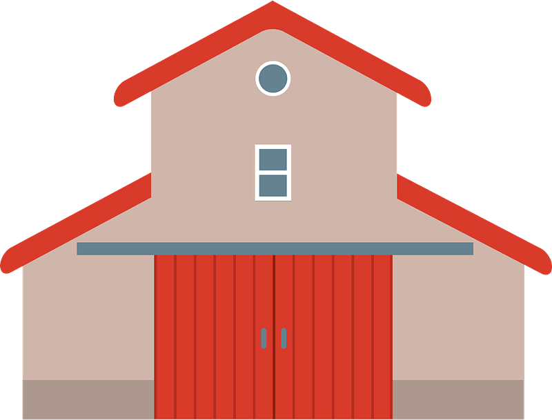 Barn clipart transparent png image