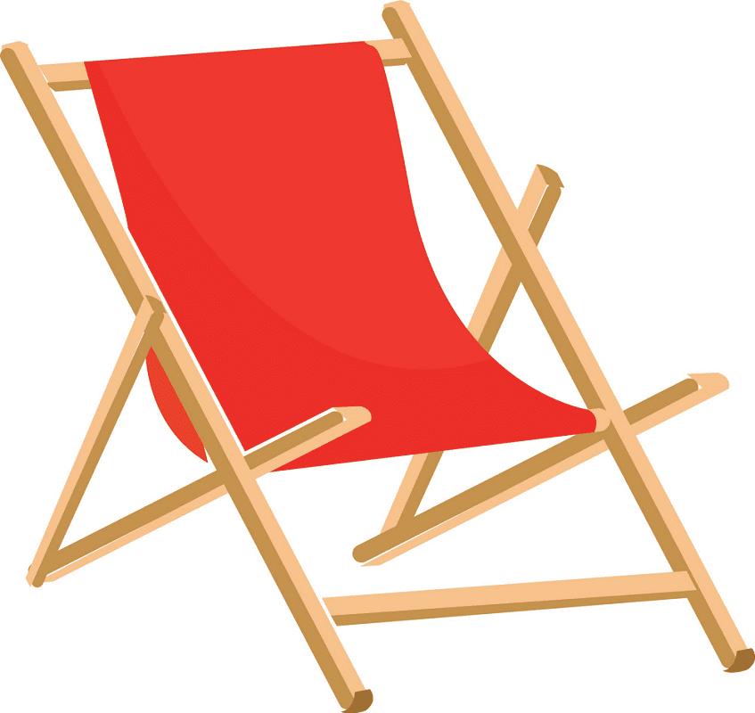Beach Chair clipart download