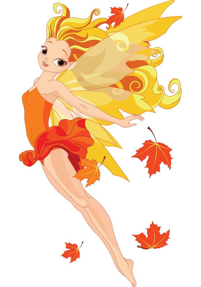 Beautiful Fairy clipart