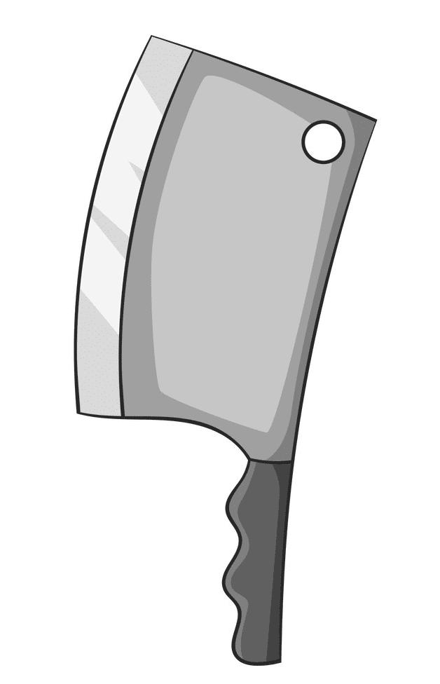Big Knife clipart