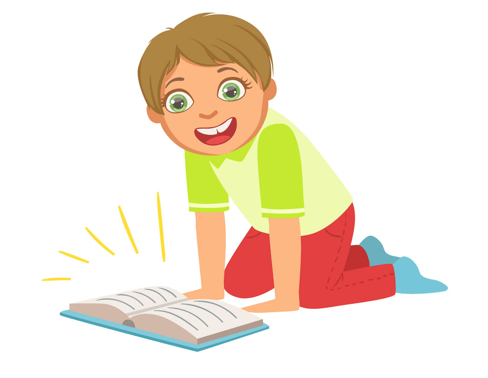 Boy Laughing clipart 7