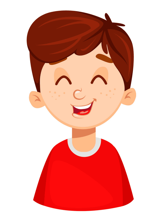 Boy Laughing clipart png images