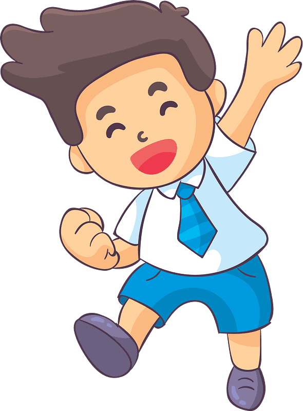 Boy Laughing clipart transparent 2