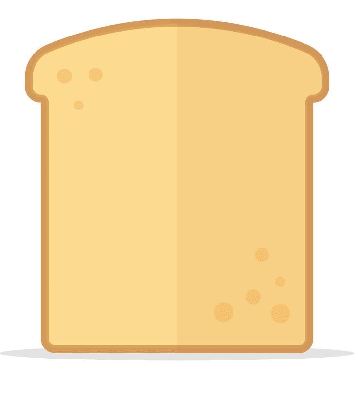 Bread Slice clipart free image