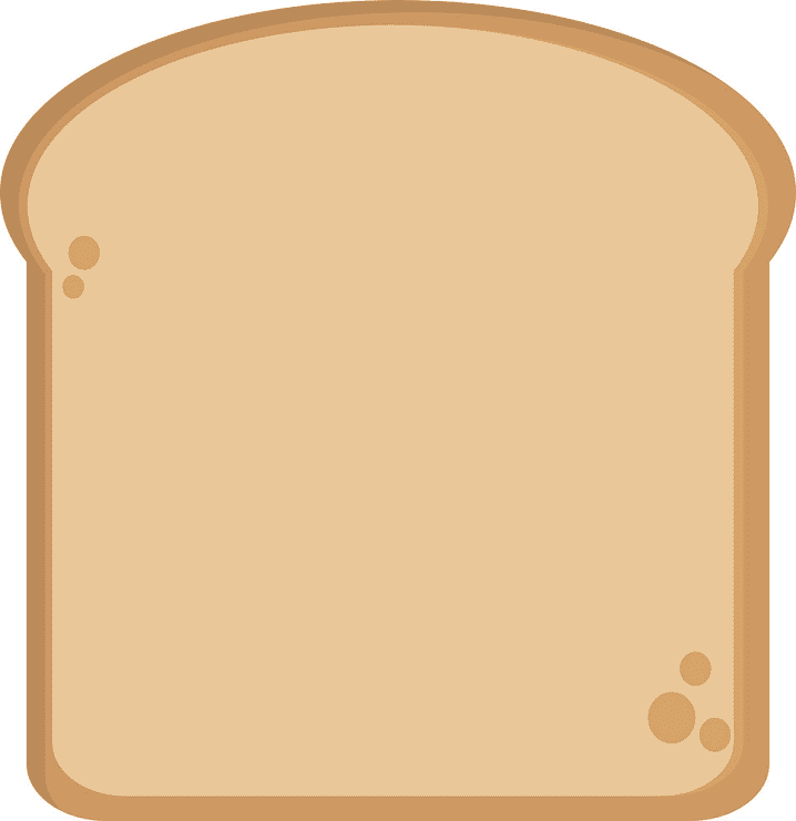 Bread Slice clipart free images