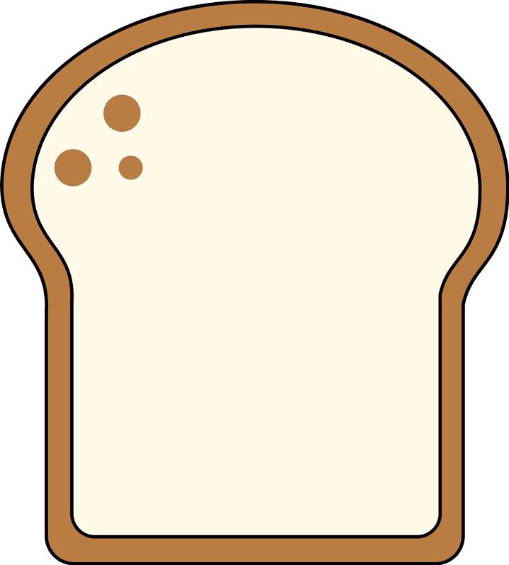 Bread Slice clipart free