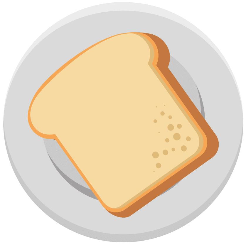 Bread Slice clipart image