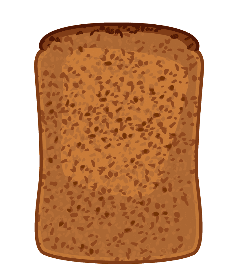 Bread Slice clipart png free