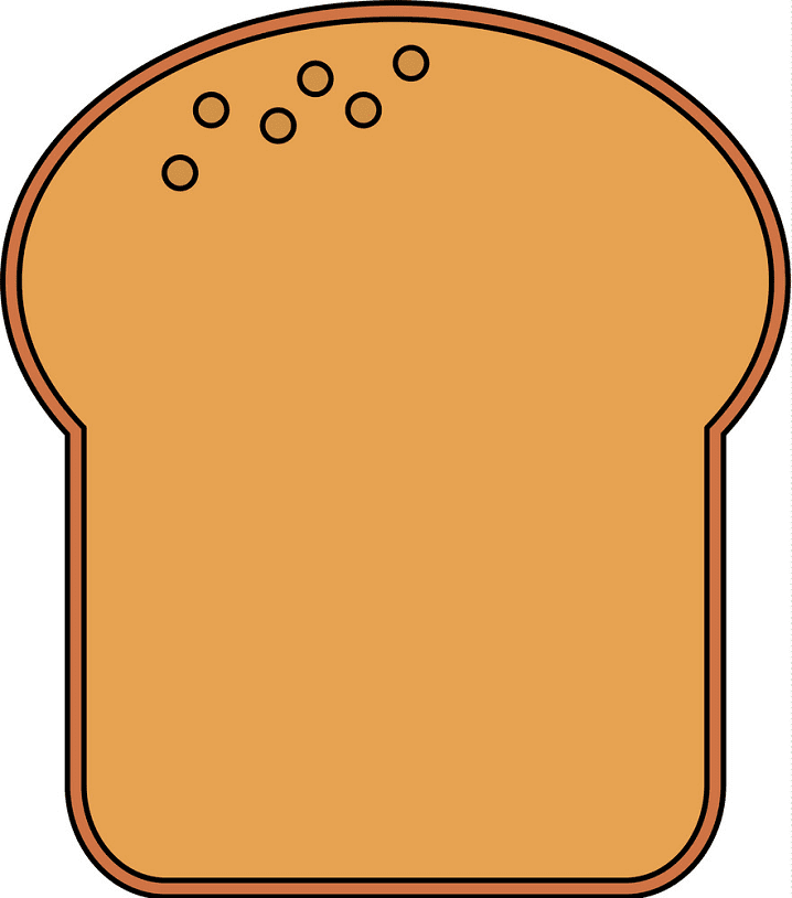 Bread Slice clipart png image
