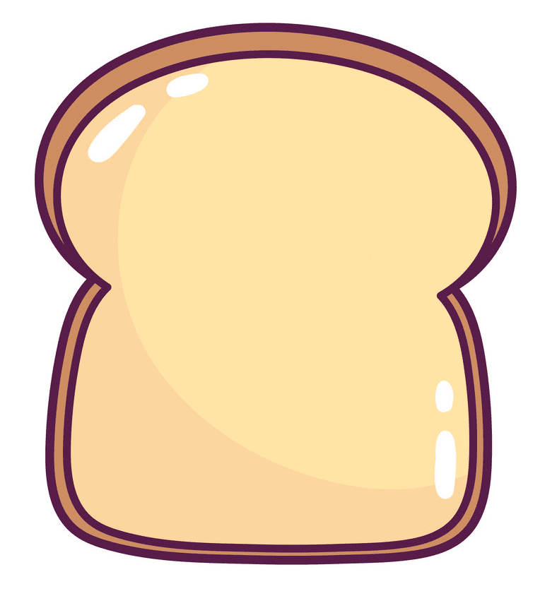 Bread Slice clipart png