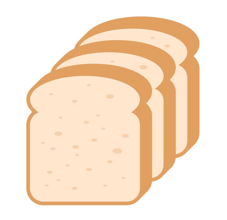 Bread Slices clipart free