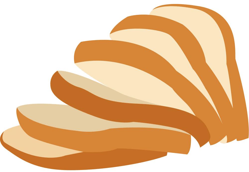 Bread Slices clipart image
