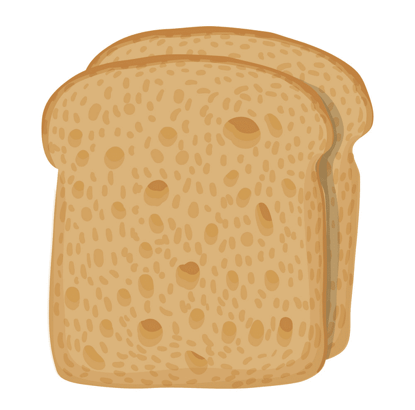 Bread Slices clipart png free