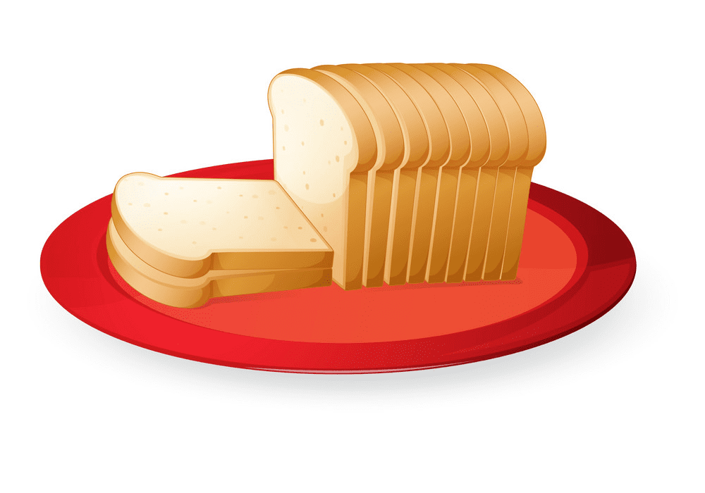 Bread Slices clipart png