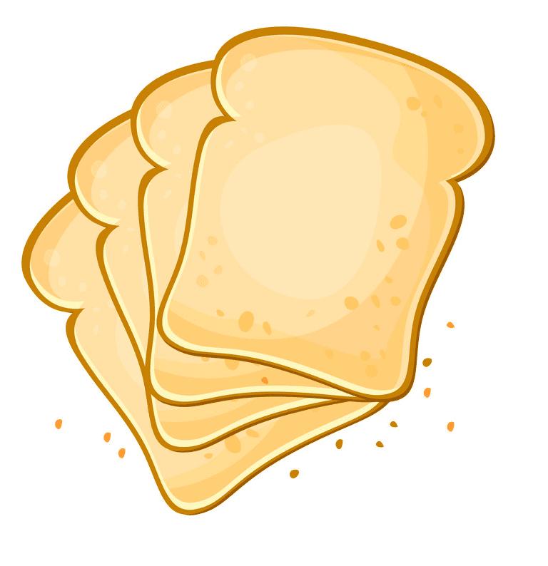 Bread Slices clipart
