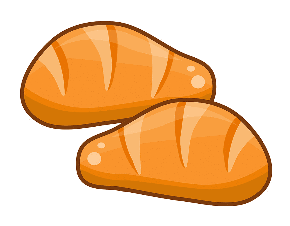 Bread clipart 5